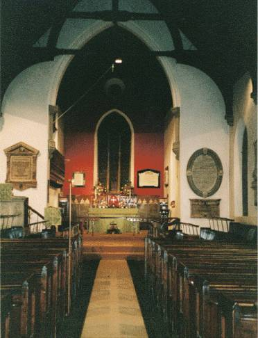 104 The Nave & Alter