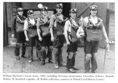 14 Rescue Team 1948