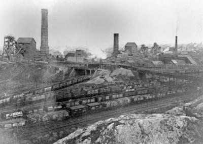 16 Jerome's Colliery Sidings