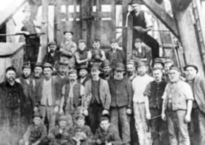 17 Jerome's Miners 1890 - 1914