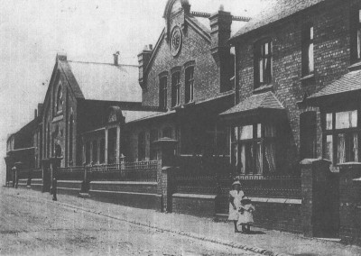30 Primitive Methodist Chapel & School 1853 To 1944