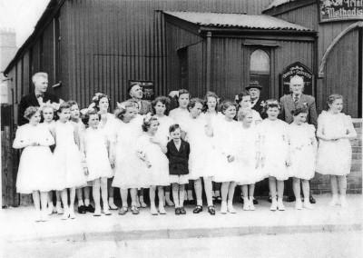 33 Trinity Wesleyan Tin Tabernacle 1905 To 1968