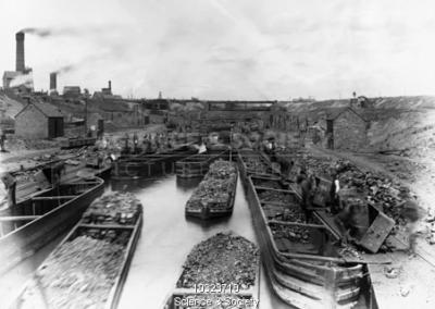 4 Conduit 3 Colliery Basin