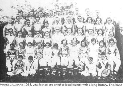 43 Dandies Marching Band 1938