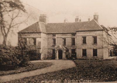 46 Norton Hall Postcard