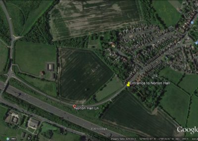 47 Norton Hall Location