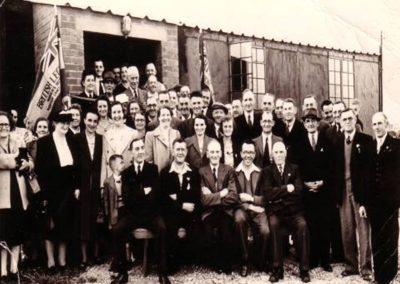 54 Norton Canes British Legion