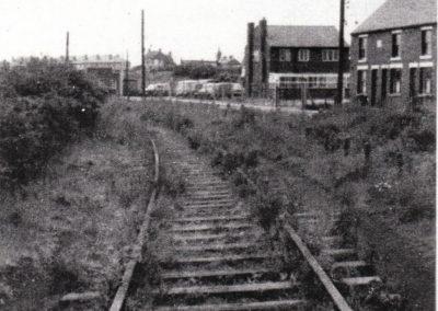 58 Mineral Line Alongside Railway St