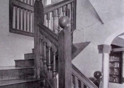 63 Carolean Staircase