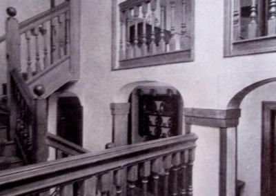 64 Carolean Staircase