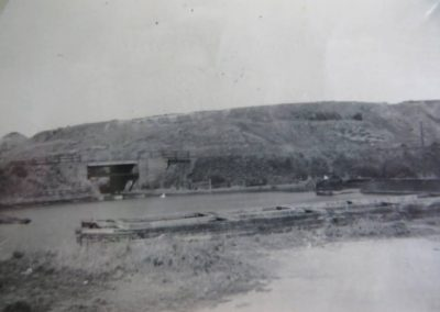 69 Main Basin With Corridor Basin To Colliery 1947