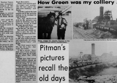 9 Conduit 4 Norton Green Colliery