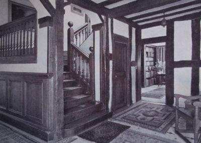 Carolean Staircase