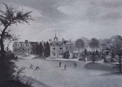 Little Wyrley Hall 1790