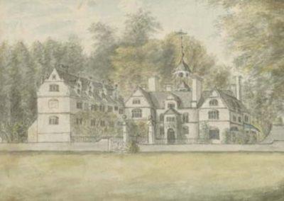 Little Wyrley Hall